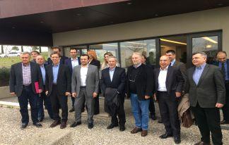 Δελτίο Τύπου Επίσκεψης Υπουργού Ψηφιακής Πολιτικής, Τηλεπικοινωνιών και Ενημέρωσης κ. Ν. Παππά στην Τεχνόπολη Θεσσαλονίκης