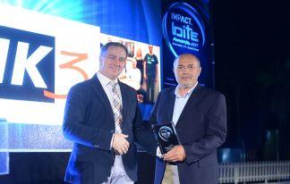 Το βραβείο Silver Award έλαβε η ΜΙΚ3