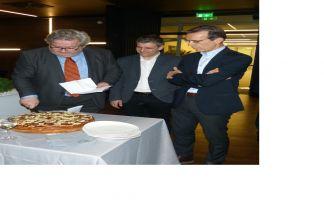 Δελτίο Τύπου Κοπή της πίτας του ΣΕΠΒΕ και της Τεχνόπολης Θεσσαλονίκης