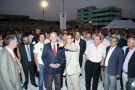 Visit to Technopolis of President of PASOK Mr. Papandreou 2008