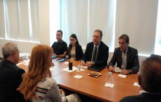 Δέσμευση του αναπληρωτή υπουργού Στέργιου Πιτσιόρλα για τη μελέτη κινήτρων σε εταιρίες τεχνολογίας