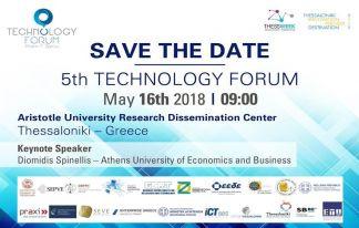 5o Technology Forum 2018