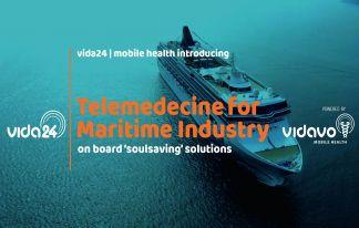 Η VIDAVO Mobile Health συναντά την Ελληνική Ναυτιλία στην ΠΟΣΕΙΔΩΝΙΑ 2018