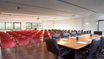 The building of Technopolis has a well equipped Conference Room with a capacity of 100 people.